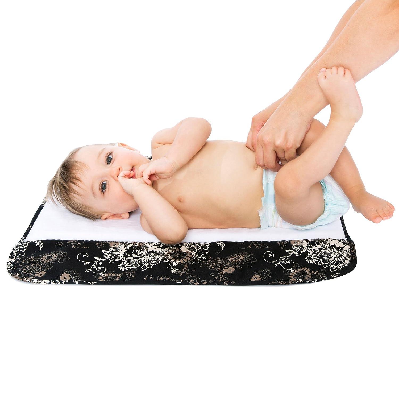 Gumdrop Ah Goo Baby Plush Pad Memory Foam Portable