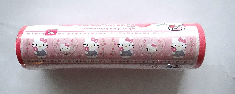 Hello Kitty Bordüre 5m x 15,9cm