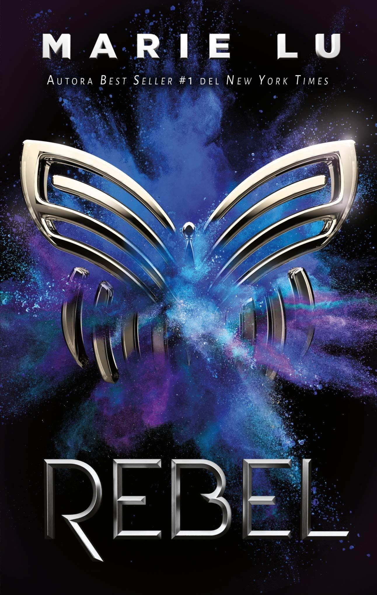 Rebel (#CienciaFicción)