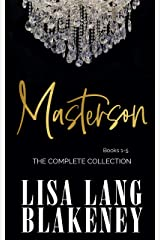 Masterson: The Complete Collection (Books 1-5): Possessive Alpha Romance Series (The Masterson Series) Kindle Edition