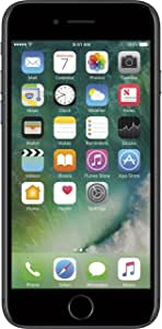 Apple iPhone 7, 32GB, Black - For AT&T (Renewed)