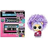 LOL Surprise Remix Pets 9 Surprises, Real Hair Includes Music Cassette Tape with Surprise Song Lyrics, Accessories…
