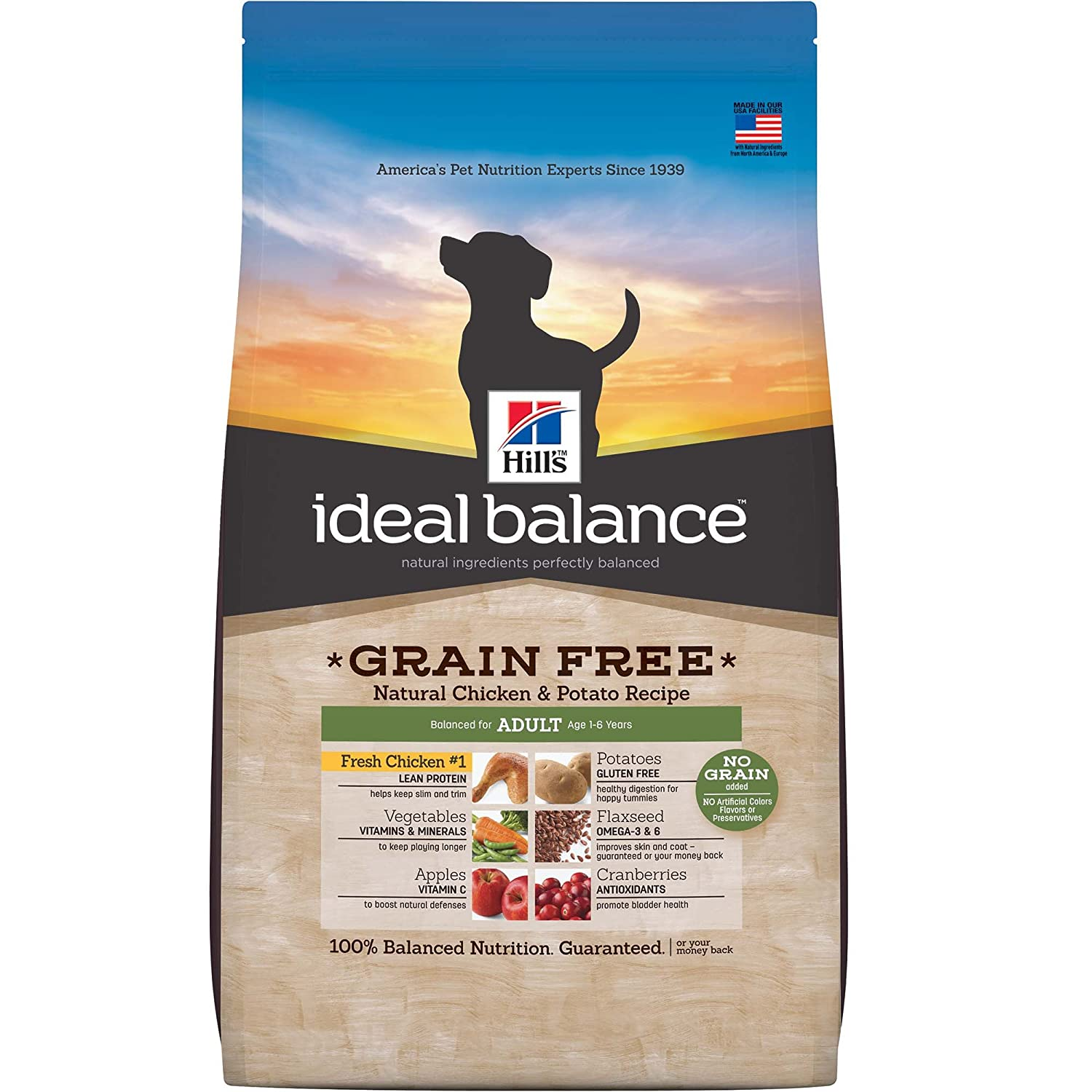 Hill S Ideal Balance Dog Food Dry