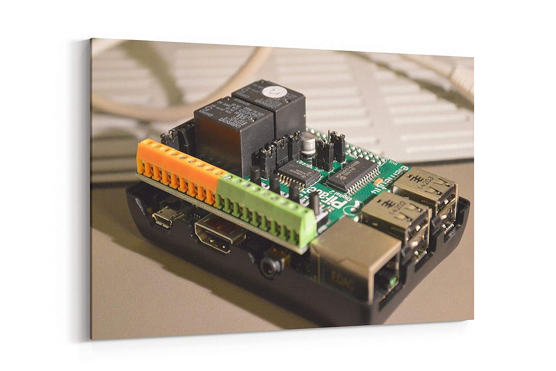 Amazon com: Macro Electronic Piface and Raspberry Pi