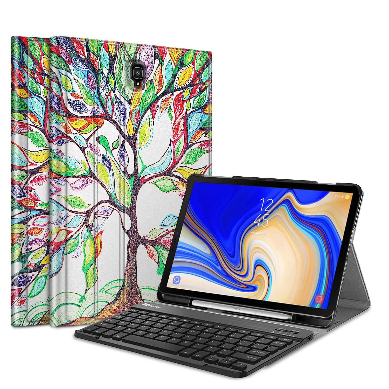 Funda + Teclado Galaxy Tab S4 10.5 FINTIE [7HMCGR5T]