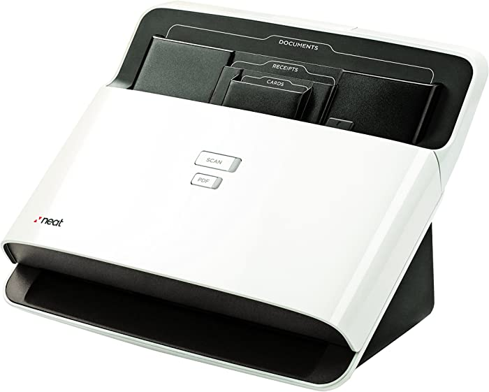 Top 8 Neatdesk Desktop Scanner And Digital Filing System