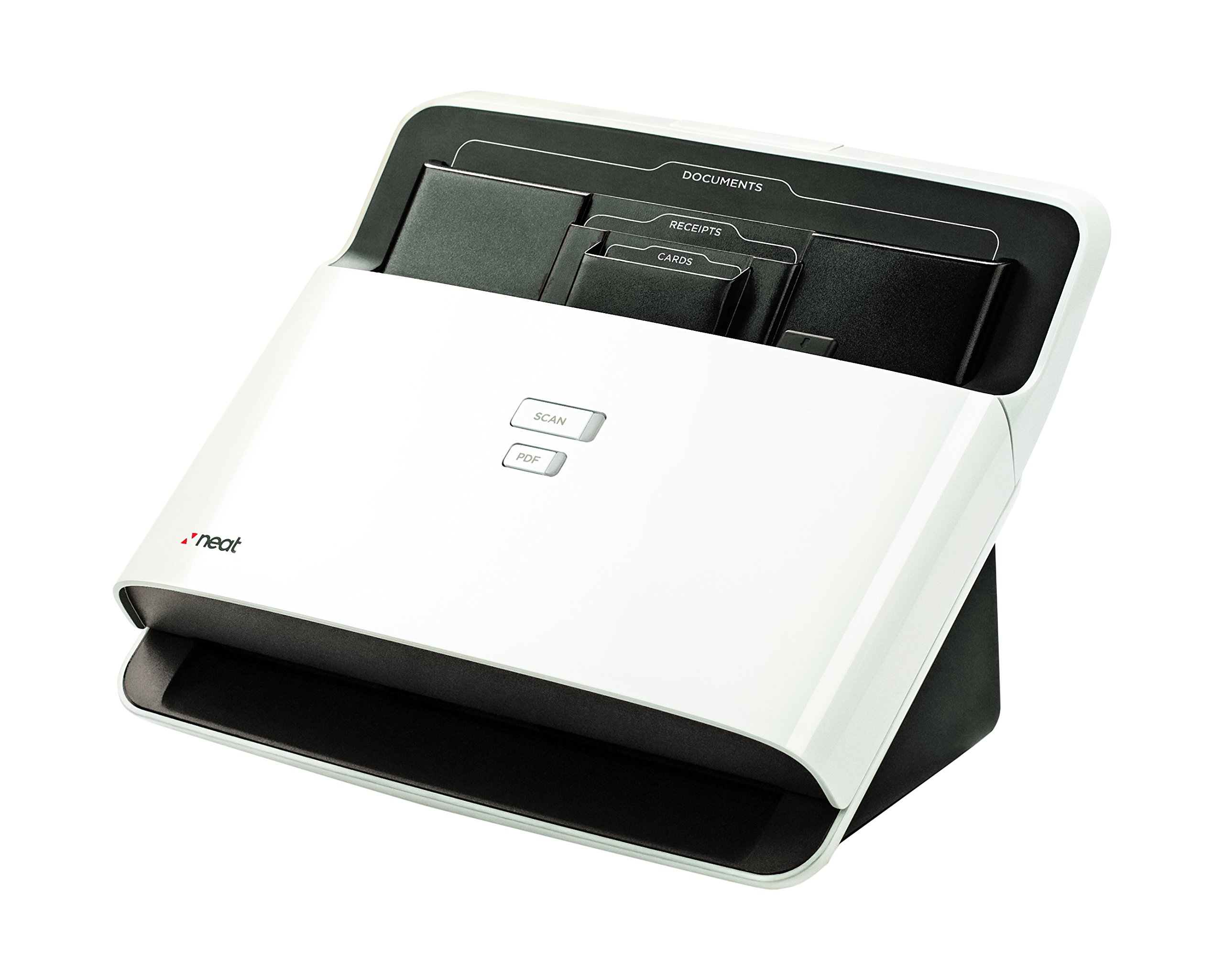 The Neat Company NeatDesk Desktop Scanner and Digital Filing System, Home Office Edition, 2005410 by The Neat Company