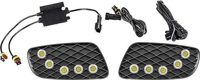 Autolight 24 Led Smd 10x Flex Tagfahrlicht Drl Tfl R87 Modul E4 W451 16135 Auto