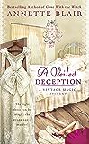 A Veiled Deception (A Vintage Magic Mystery Book 1)