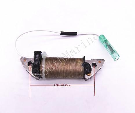 Amazon com: Boat Motor T3 6-04000100 Pulser Coil for Parsun