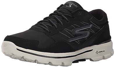 5a9f09e1d8af Skechers Performance Men s Go Walk 3 Compete Lace-Up Walking Shoe