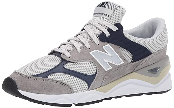 6499b72eed New Balance Men s X-90 Suede Trainers