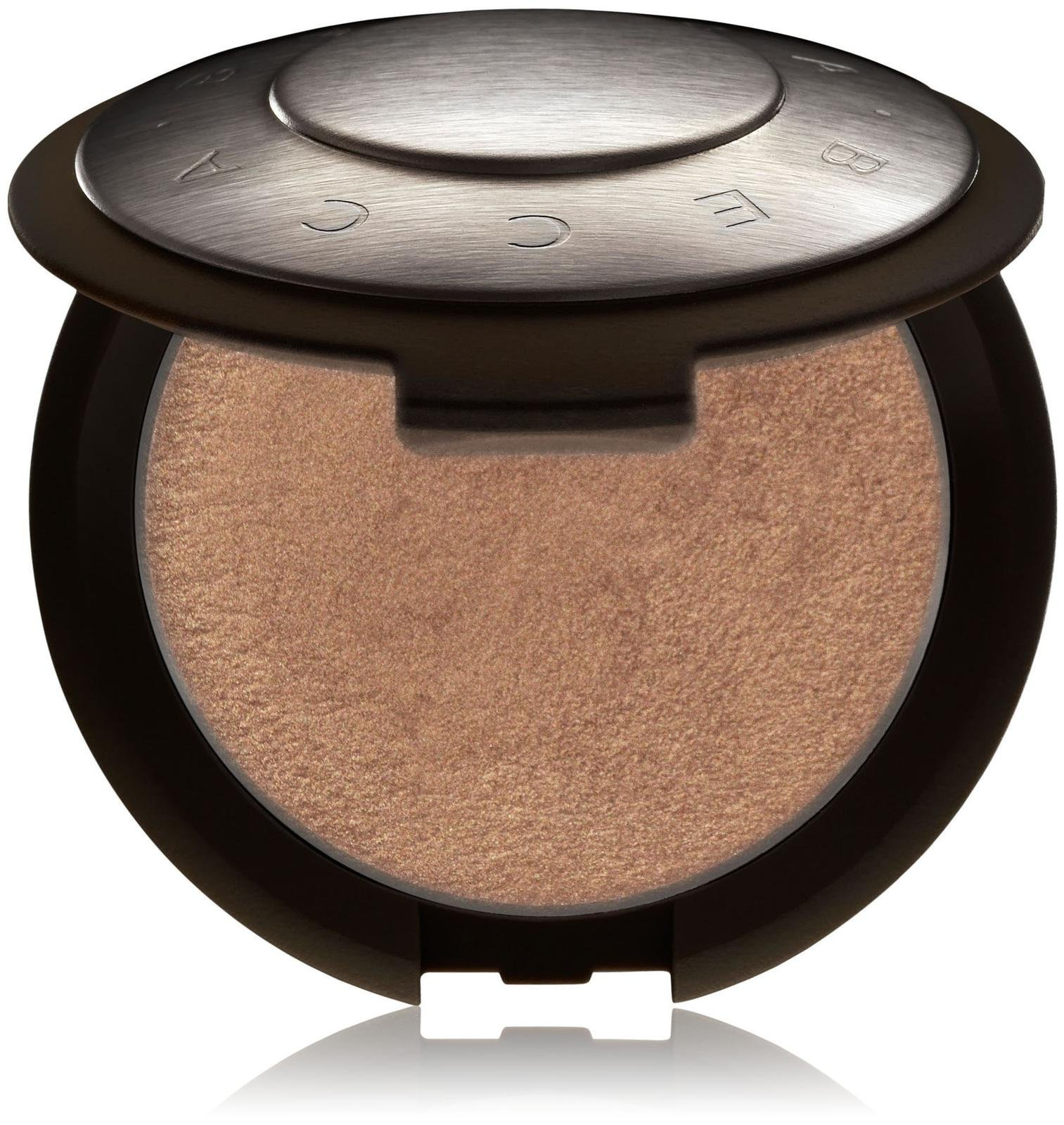 BECCA - Shimmering Skin Perfector Pressed High Lighter, Opal: Neutral, white gold with soft pink pearl, 0.28 oz. by Becca