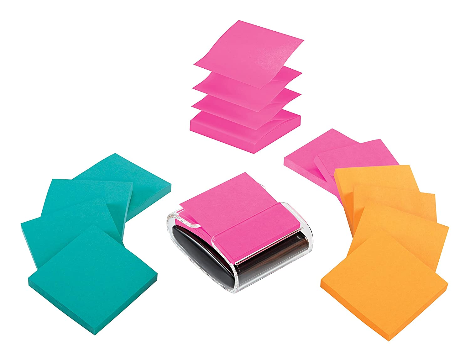 Amazon Post It Sheet Super Sticky Note And Dispenser Value