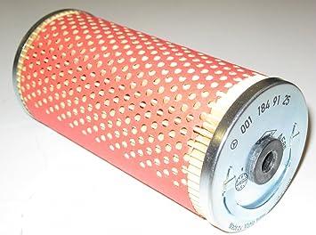 Mercedes M119 V8 Engine Oil Filter Cartridge Element A1191800009