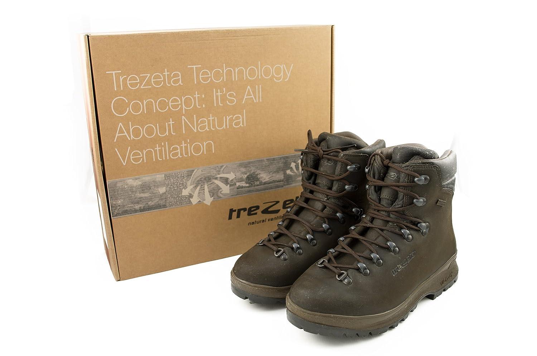aa166e91071 Trezeta Pamir Shoes - Brown: Amazon.co.uk: Shoes & Bags