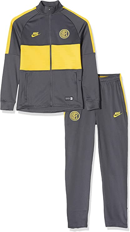 Desconocido Inter Y Nk Dry Strk TRK Suit K Chándal, Unisex niños ...