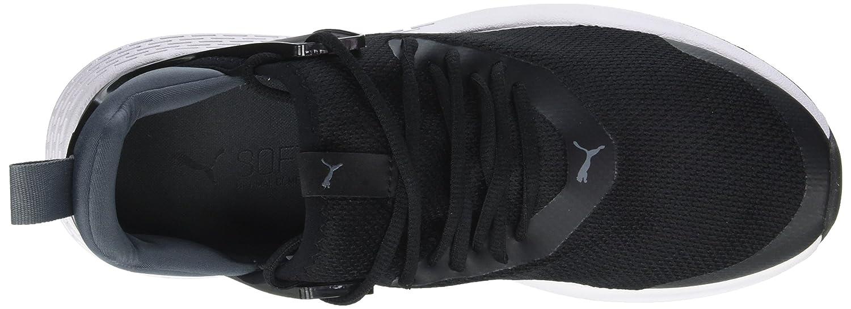Puma Unisex-Erwachsene Insurge Mesh Fitnessschuhe Schwarz schwarz-iron (Puma schwarz-iron Schwarz Gate-puma Weiß 01) 02749c