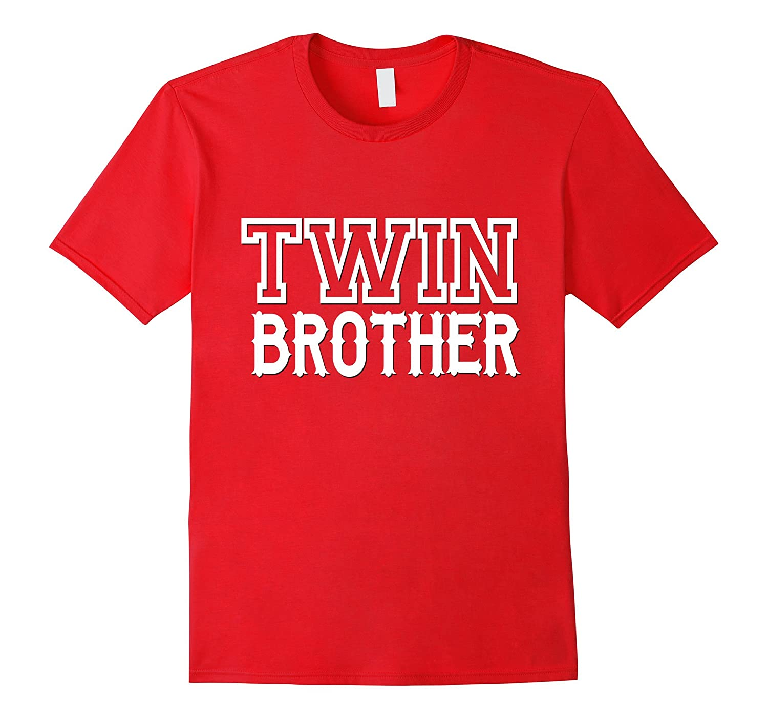 Twin Brother Shirt Matching Family Kids Son Boys Gift-CD