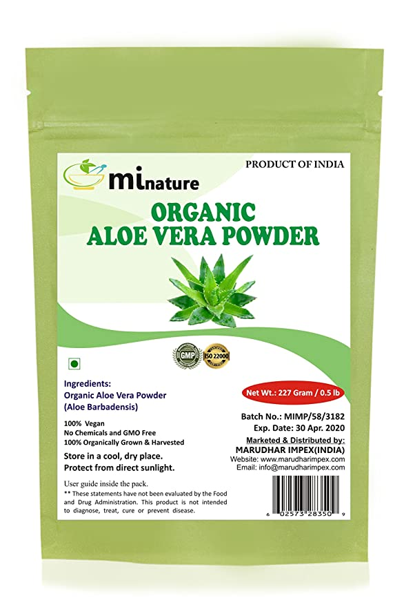 Mi Nature powder