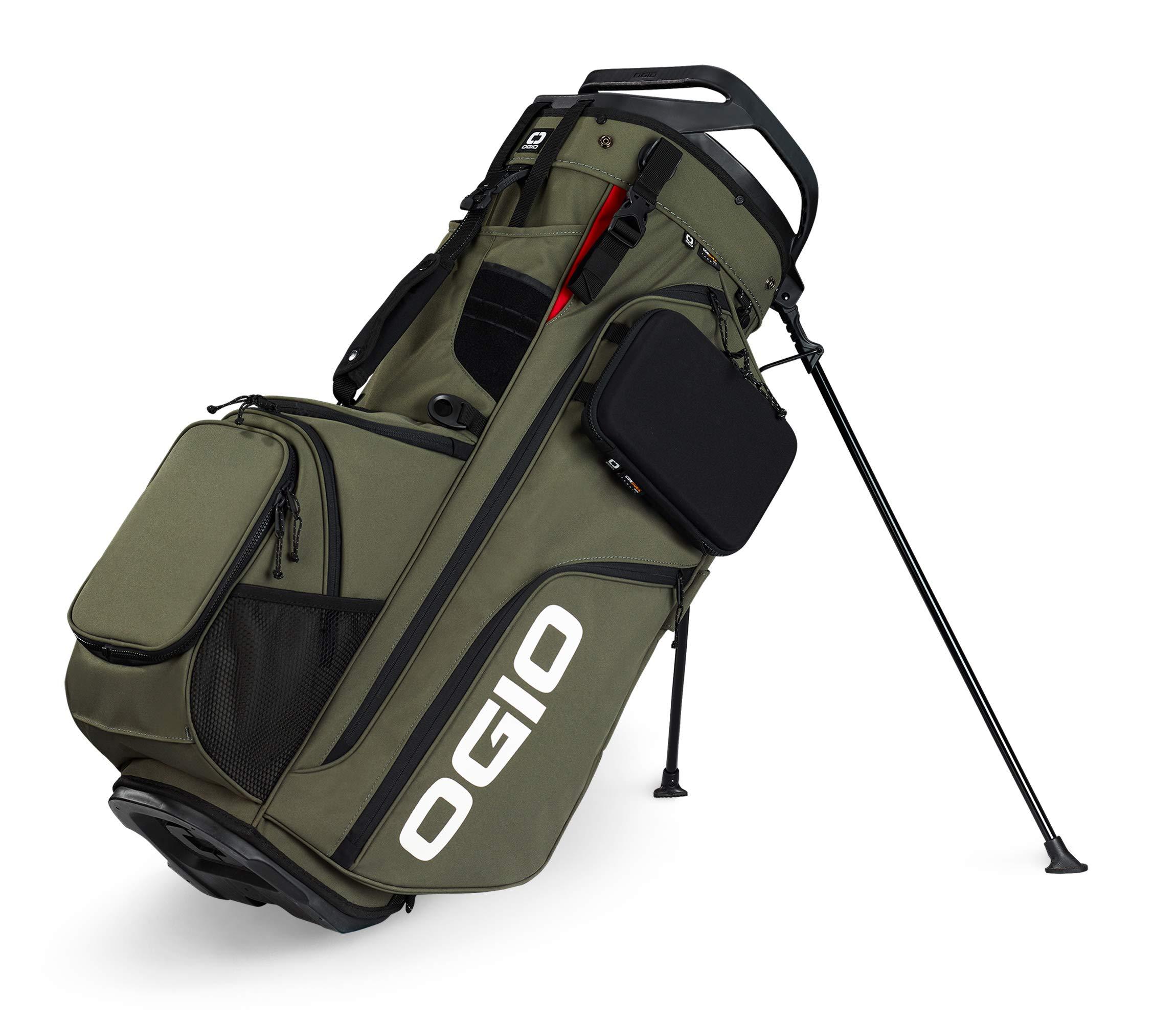 OGIO ALPHA Convoy 514 Golf Stand Bag, Olive by OGIO