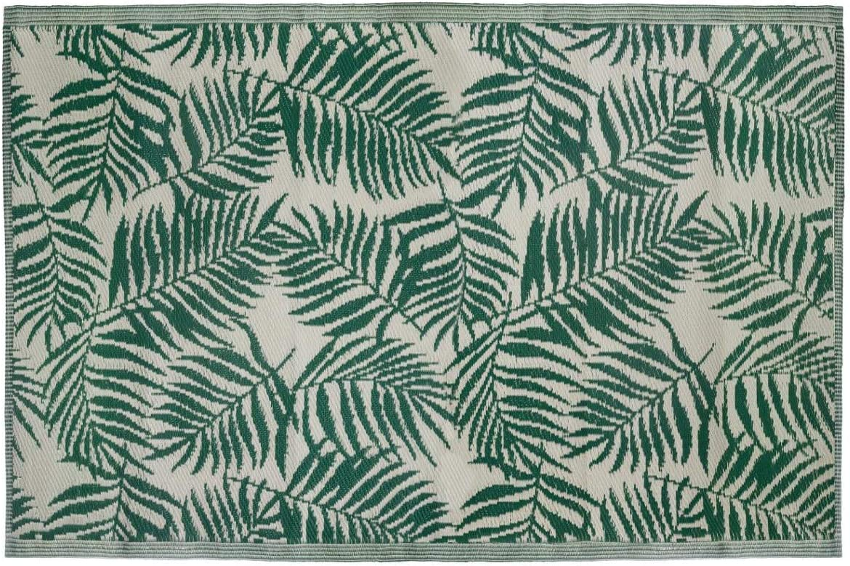 120 x 180 cm AC-D/éco Tapis Motif Jungle Vert