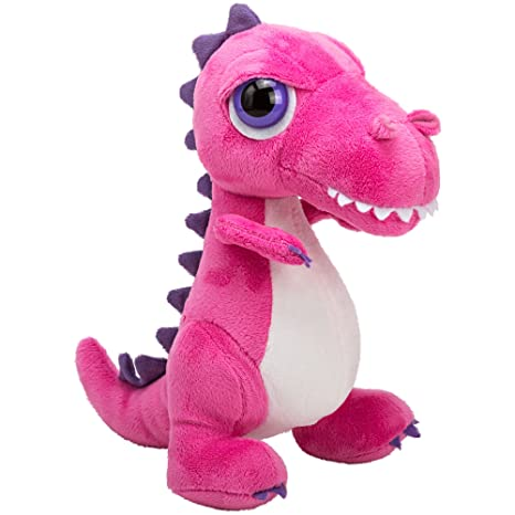 Amazon Com Suki Gifts International T Rex Dinoz Soft Dinosaur Plush