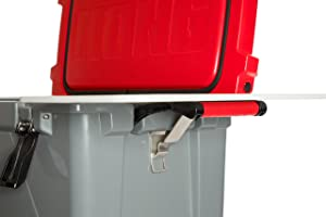 KONG Coolers Stainless Steel Kicker | Support Device for Dividers and Cut'n Trays on Cooler Side (Fits Kong 25, 50, 70 & 110 Quart Coolers)