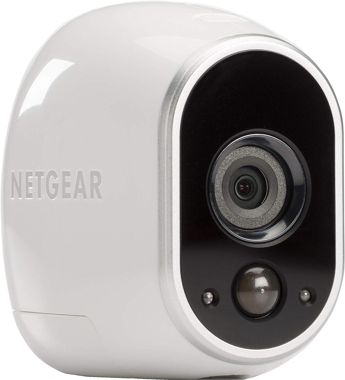 Arlo | Caméra Additionnelle HD Jour/Nuit Etanche IP65 Intérieur/Extérieur Fixation Aimantée Stockage...