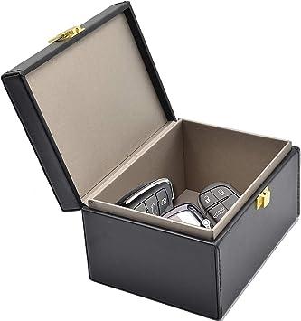 Todoxi Caja de Blindaje de Señal, Caja Bloqueador de Señal de Llave para Coche,100% Protección Caja RFID, Faraday|RFID/NFCSMS/WiFi/3G/4G/Bluetooth/NFC| Antirrobo Bloqueador de Señal: Amazon.es: Electrónica