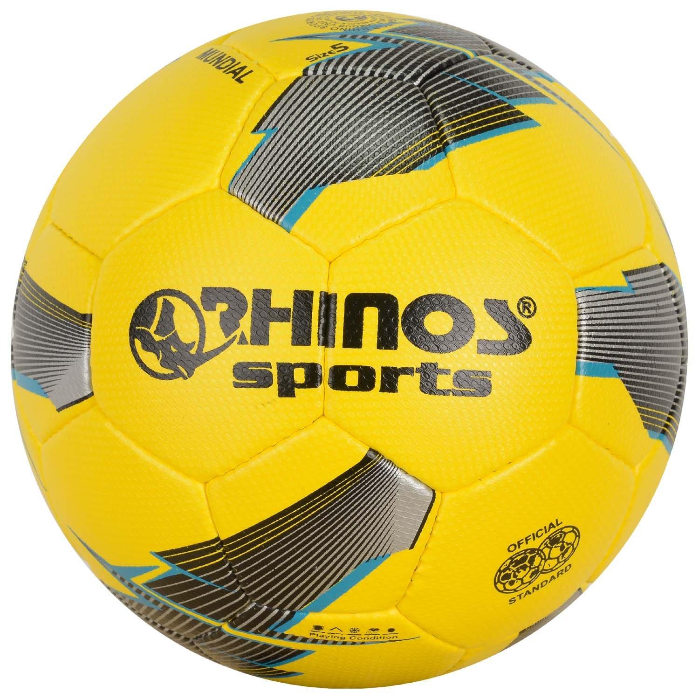 RHINOS sports balón de fútbol Mundial Gr, 5