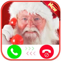 Instant Live Voice Call From Santa Claus - Free Fake Phone Caller ID PRO PRANK FOR KIDS 2018
