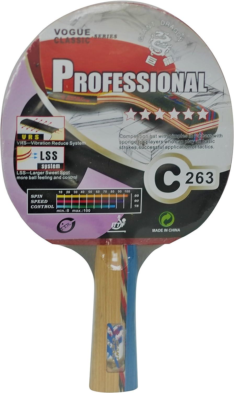 Pala de Ping Pong Kounga GD Professional - 6 Estrellas