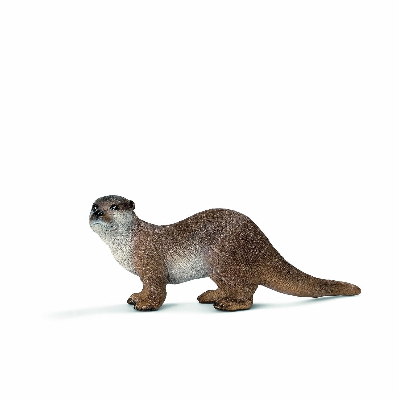 Schleich 14694 - Otter: Amazon.de: Spielzeug