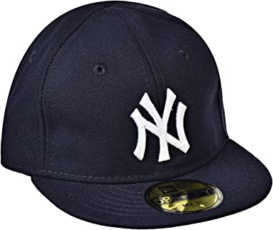 New Era New York Yankees Navy Blue 59FIFTY Fitted Hat