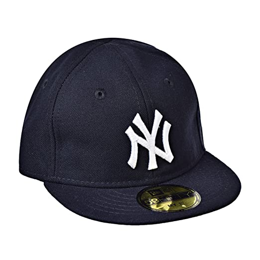 135a56a46 New Era New York Yankees My First 59Fifty Infant Fitted Hat Cap Navy  Blue/White 11437963