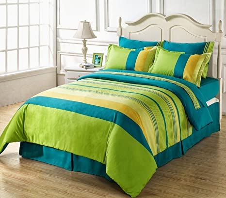 1cffd0a4484 Ahmedabad Cotton Superior 160 TC Cotton Double Bedsheet with 2 Pillow Covers  - Multicolour  Amazon.in  Home   Kitchen