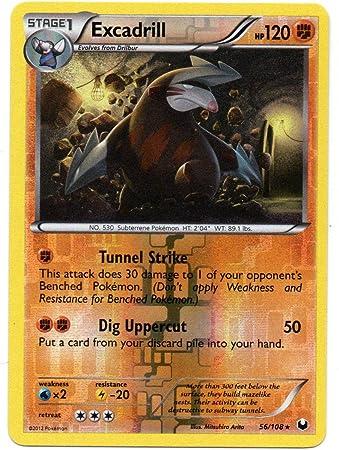 Reverse Holo NM-Mint Pokemon BW 1x Accelgor Dark Explorers Rare 11//108