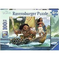 Ravensburger Italy Puzzle per Bambini Vaiana, 100 Pezzi, 10943