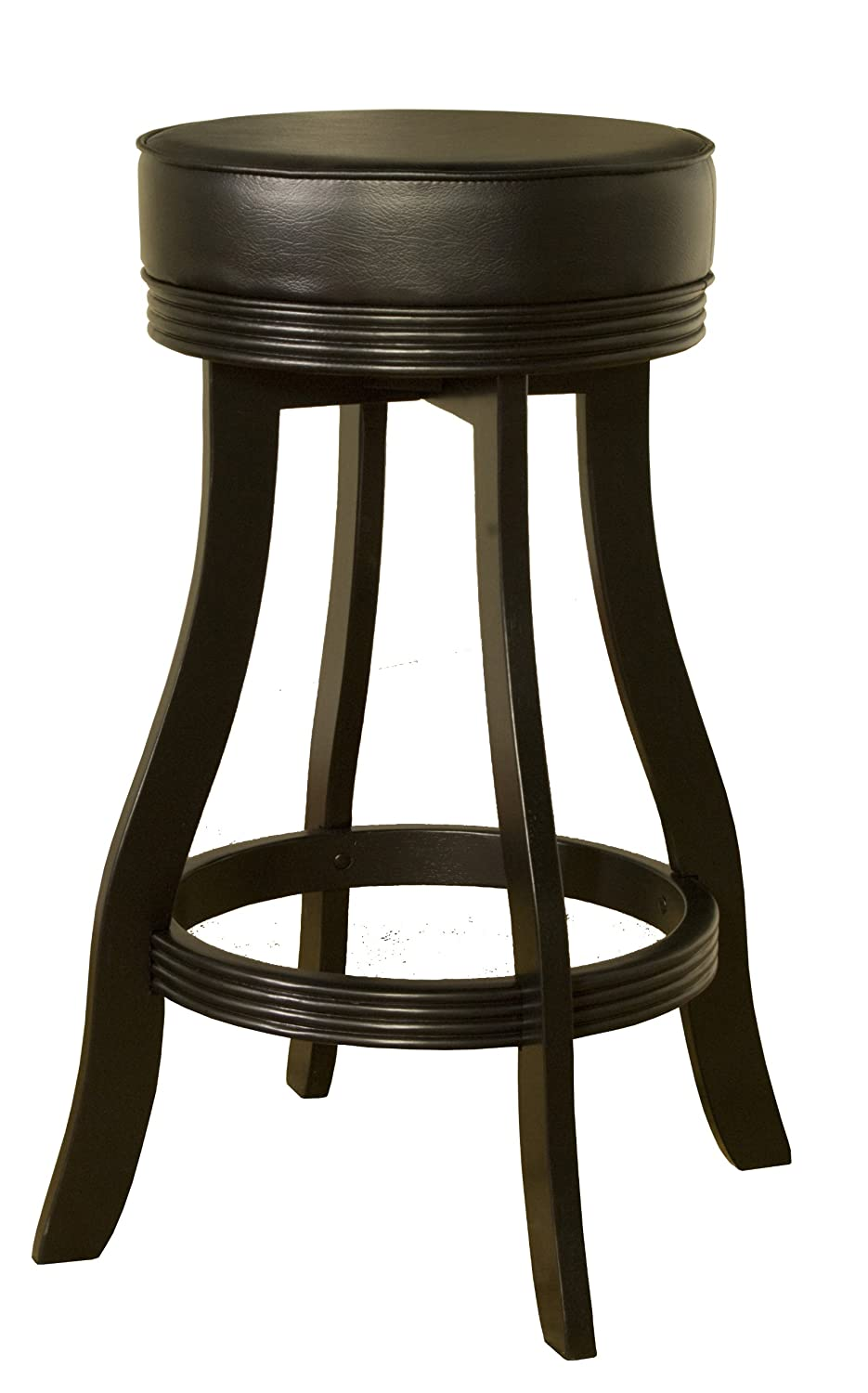 Super American Heritage Billiards Designer Stool Black Inzonedesignstudio Interior Chair Design Inzonedesignstudiocom