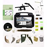 Creative Angler Deluxe Fly Tying Kit for Tying Flies. Our Most Popular Fly Tying Kit