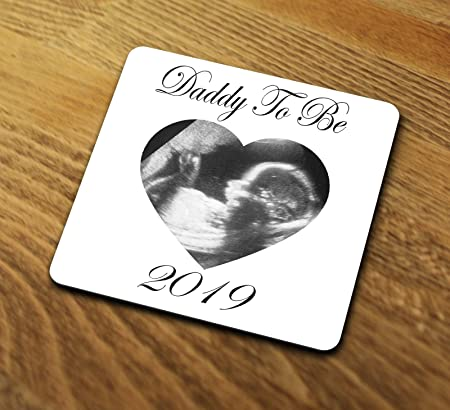 PARENTS TO BE GIFT Personalised Scan Photo Gift ***YOUR SCAN PHOTO PRINTED***