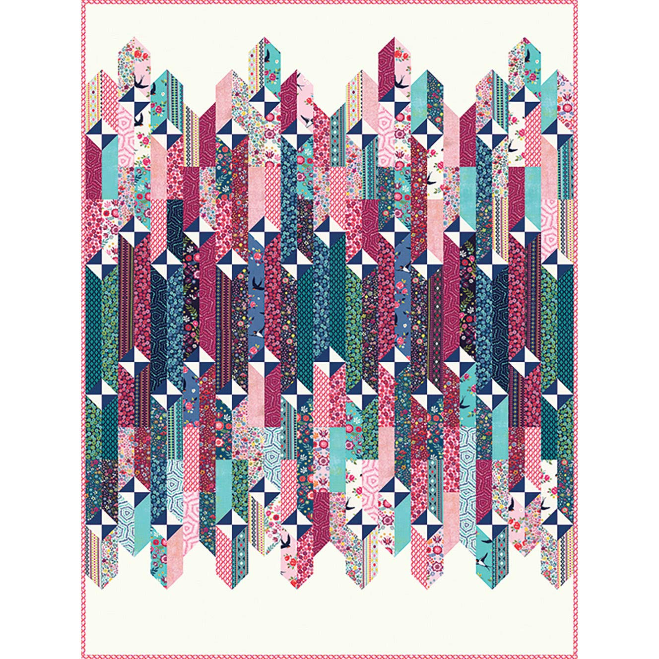 Take Flight Quilt Pattern by Crystal Manning