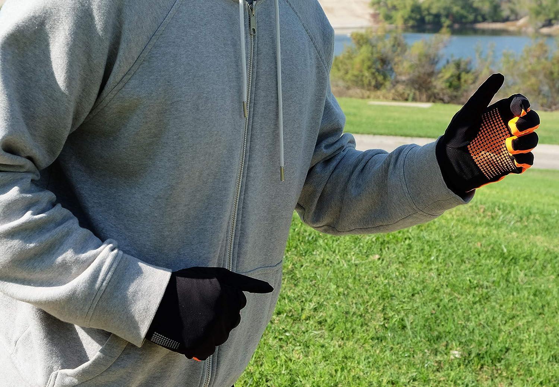 Lightweight Sport Gloves with Touch Screen Fingers for Men Women Running Gloves