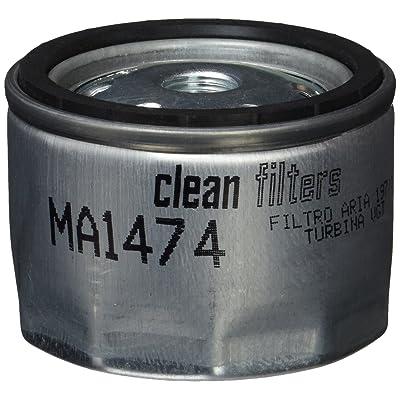 Clean ma1474Air Filter: Automotive