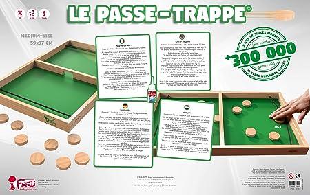 Ferti - Juego de Reflejos, para 2 Jugadores (101147) (versión en alemán): Amazon.es: Juguetes y juegos