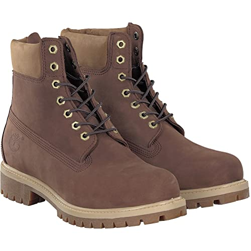 Timberland 6 In Premium Waterproof (Wide Fit), Botas para Hombre: Amazon.es: Zapatos y complementos