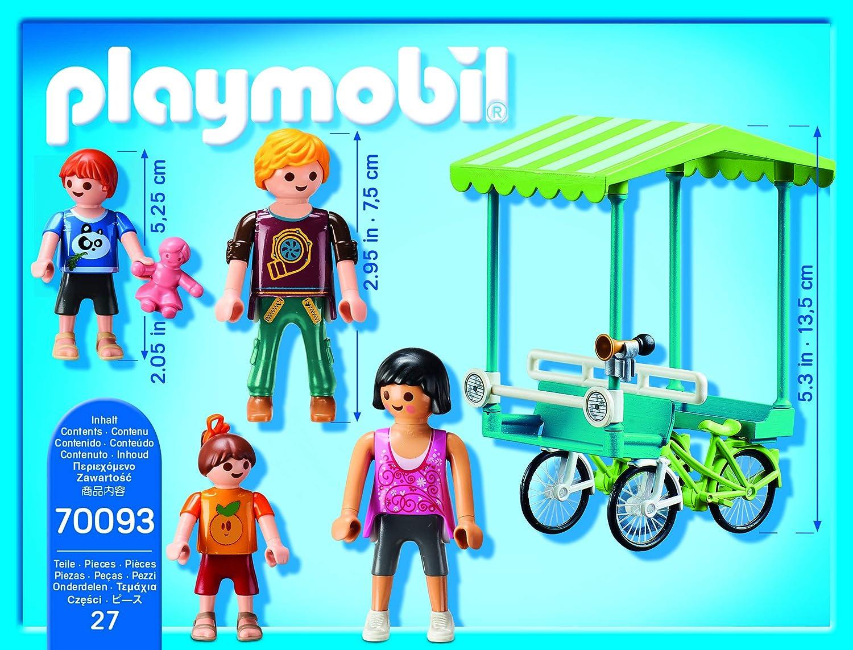 PLAYMOBIL- Family Fun Figuras y Juegos de contrucción, Color ...