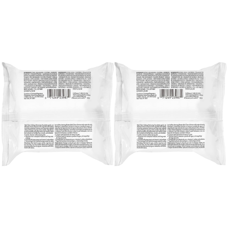 Amazon.com: L Oreal Paris cuidado de la piel Ideal de ...
