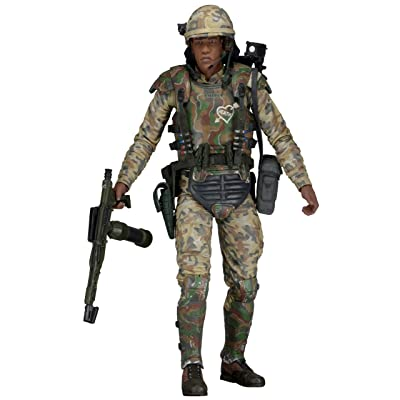 """NECA Aliens 7"""" Scale Series 9 Frost Action Figure: Toys & Games"""
